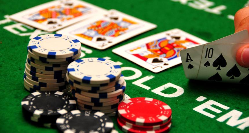 Online Poker gambiling